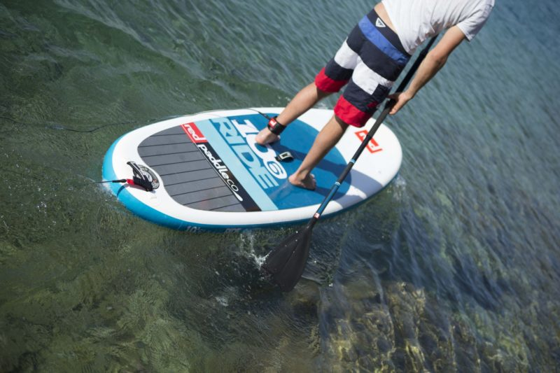 Red Paddle Board 10'6″ Ride