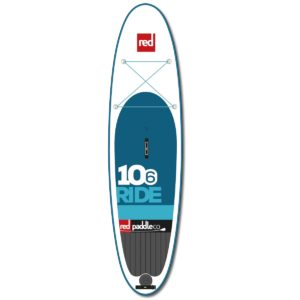 Red Paddle Board 10'6″ Ride Wind Sup