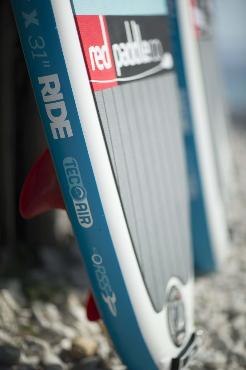 Red Paddle Board 9'8″ Ride